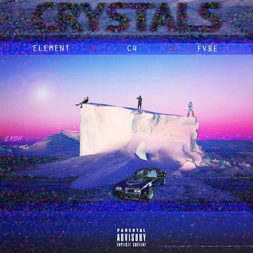 Element альбом Crystals (feat. Fvbe & C4)