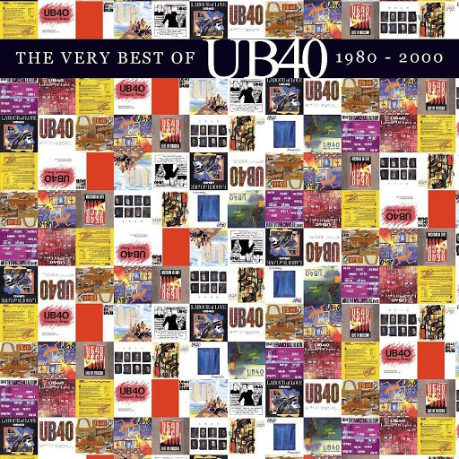UB40 альбом The Very Best Of