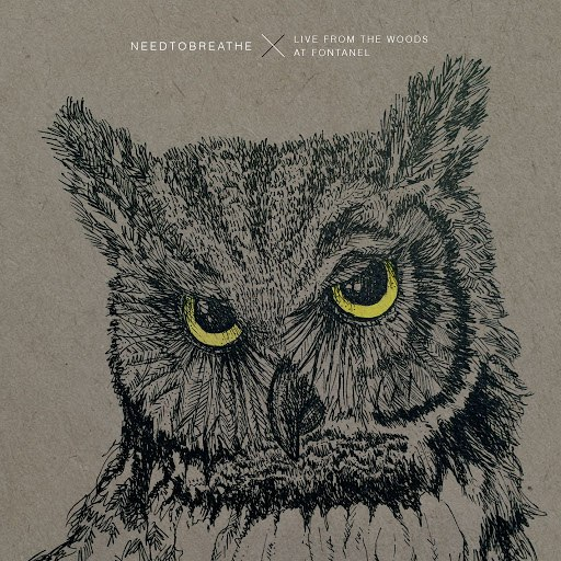 Needtobreathe альбом Washed By The Water (Live From The Woods)