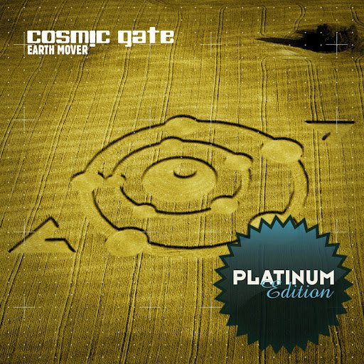 Cosmic Gate альбом Earth Mover (Platinum Edition)