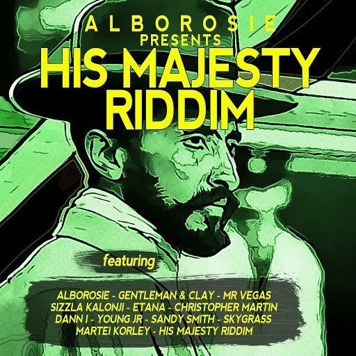 Alborosie альбом Alborosie Presents His Majesty Riddim