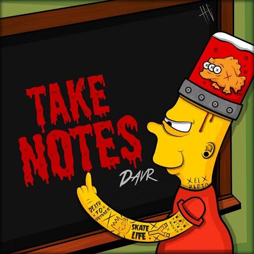 Davr альбом Take Notes (EP)