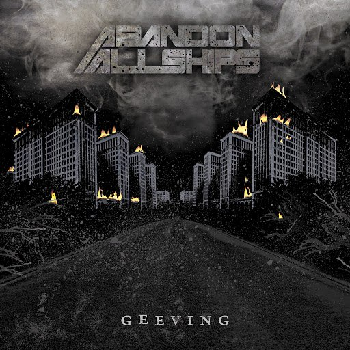 Abandon All Ships альбом Geeving