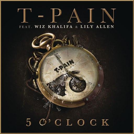 T-Pain альбом 5 O'Clock