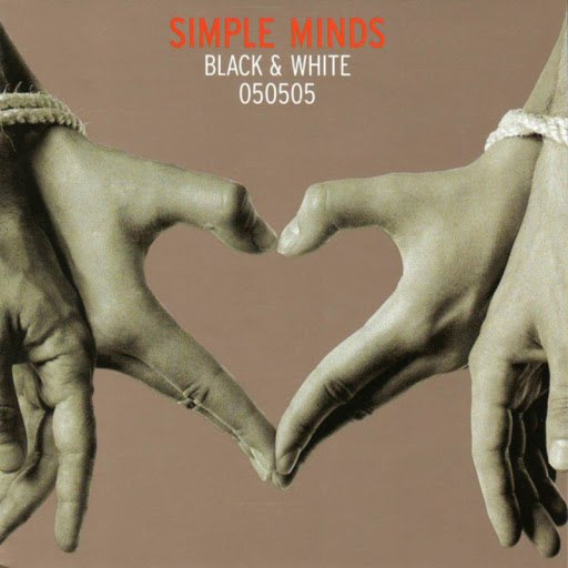 Simple Minds альбом Black & White 050505