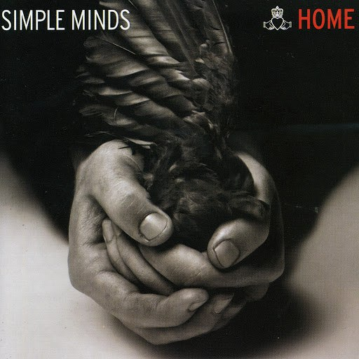 Simple Minds альбом Home - EP