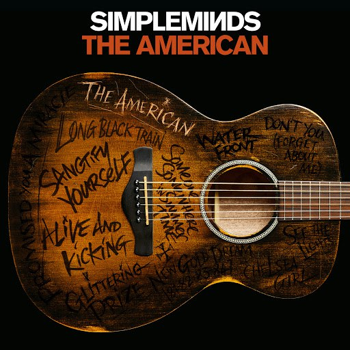 Simple Minds альбом The American