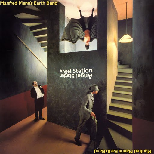 Manfred Mann's Earth Band альбом Angel Station