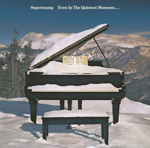 Supertramp альбом Even In The Quietest Moments (Remastered)