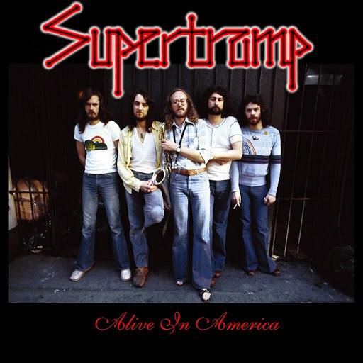 Supertramp альбом Alive in America
