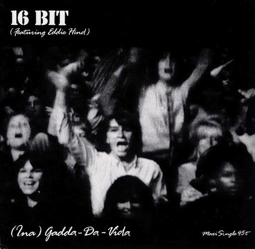 16bit альбом Ina-Gadda-Da-Vida