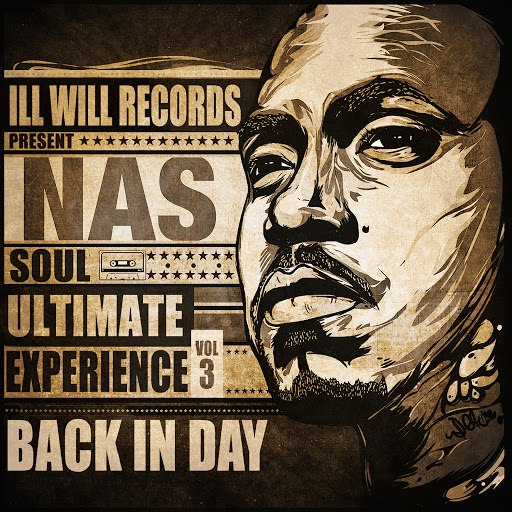 Nas альбом Soul Ultimate Experience Vol. 3