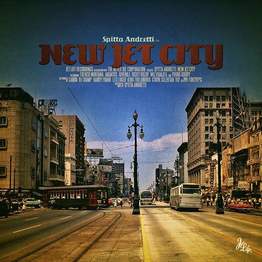 Curren$y альбом New Jet City