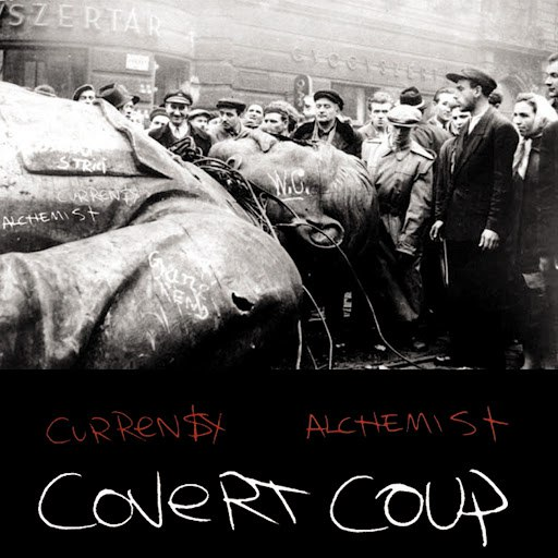 Curren$y альбом Covert Coup