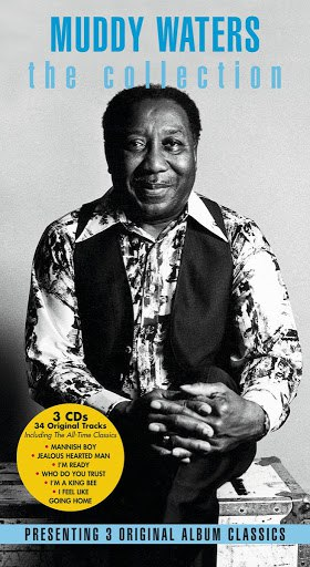 Muddy Waters альбом The Collection (3 Pak)