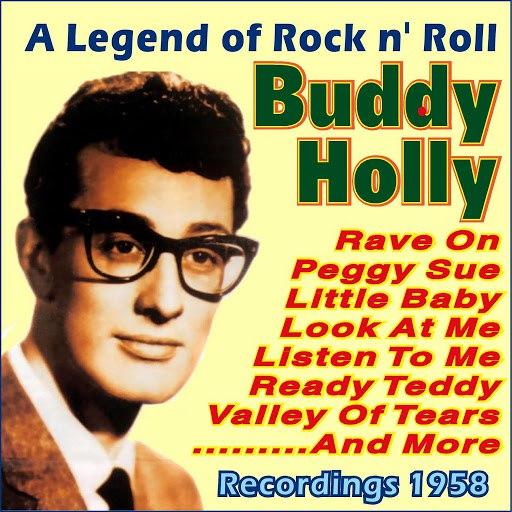 Buddy Holly альбом A Legend of Rock N' Roll