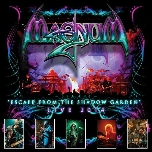 Magnum альбом Escape From The Shadow Garden Live 2014 (Live Version)
