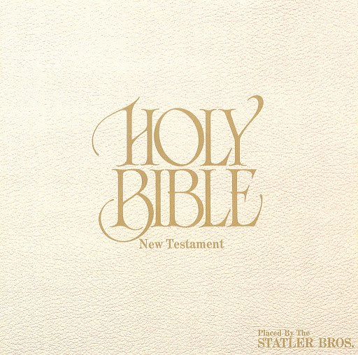 The Statler Brothers альбом Holy Bible - New Testament