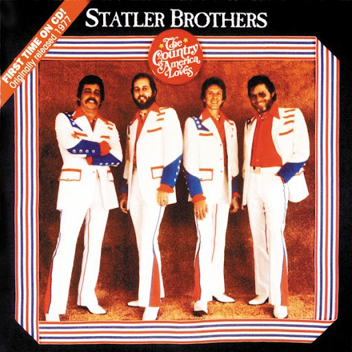 The Statler Brothers альбом The Country America Loves