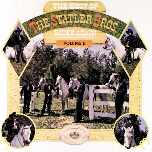 The Statler Brothers альбом The Best Of The Statler Bros. Rides Again, Volume II