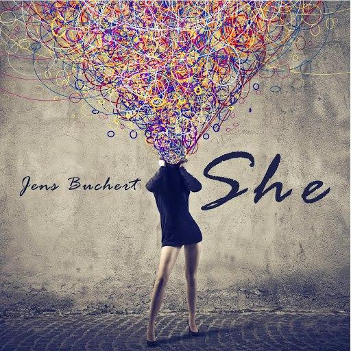 Jens Buchert альбом She