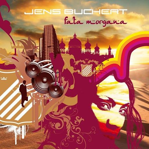 Jens Buchert альбом Fata Morgana