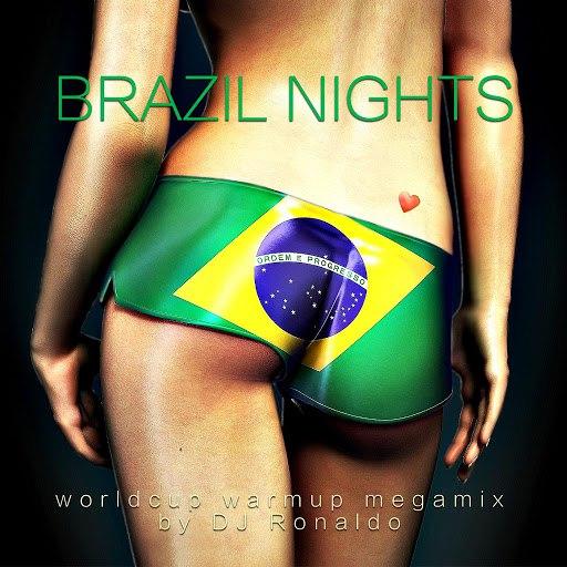 Jens Buchert альбом Brazil Nights (feat. DJ Ronaldo)