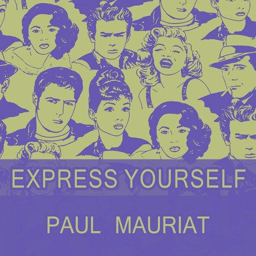 Поль Мориа альбом Express Yourself