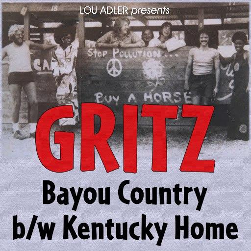 Gritz альбом Bayou Country / Kentucky Home