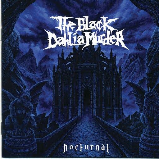 The Black Dahlia Murder альбом Nocturnal