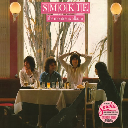 Smokie альбом The Montreux Album (New Extended Version)