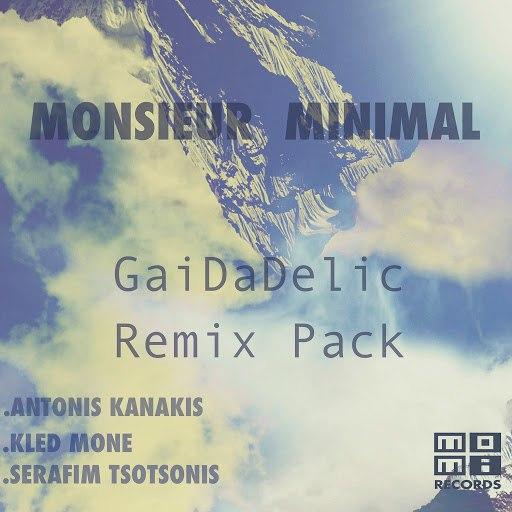 Monsieur Minimal альбом Gaidadelic (Remix Pack)
