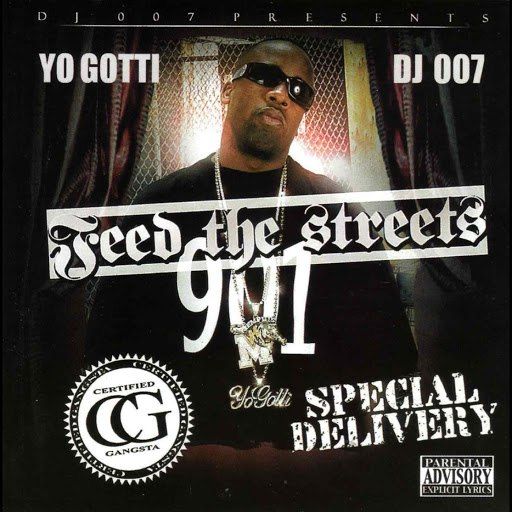 Yo Gotti альбом Feed The Streets: Special Delivery
