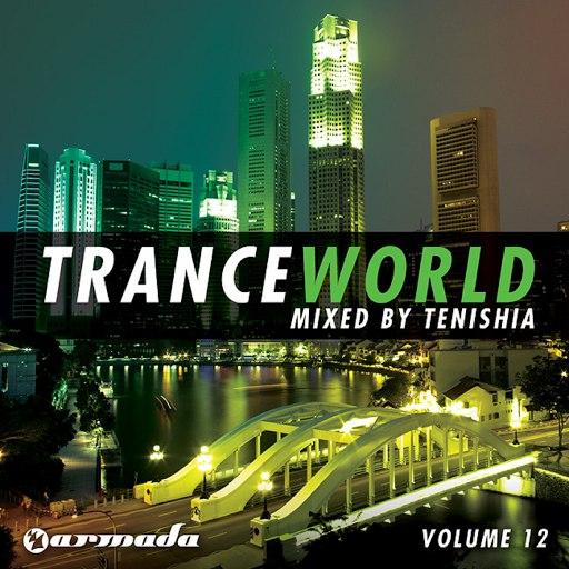 Tenishia альбом Trance World, Vol. 12
