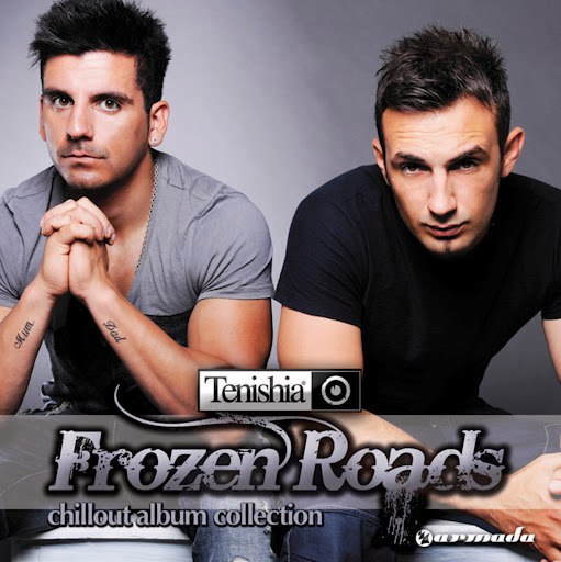 Tenishia альбом Frozen Roads (Chillout Album Collection)