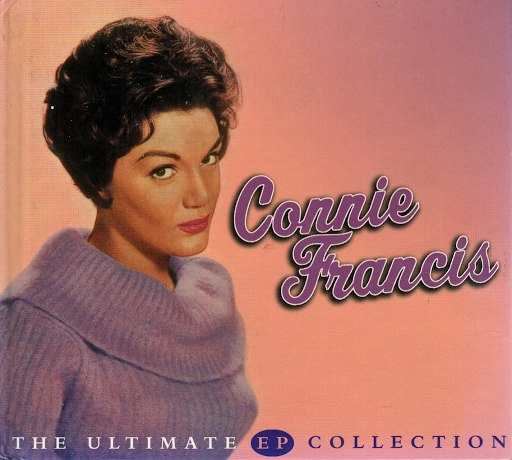 Connie Francis альбом The Ultimate EP Collection