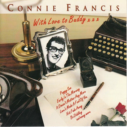 Connie Francis альбом With Love To Buddy