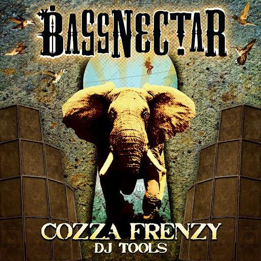 Bassnectar альбом Cozza Frenzy DJ Tools