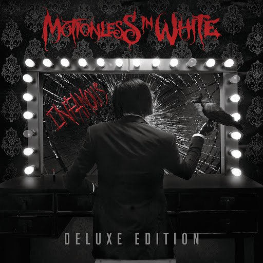 Motionless In White альбом Infamous (Deluxe Edition)