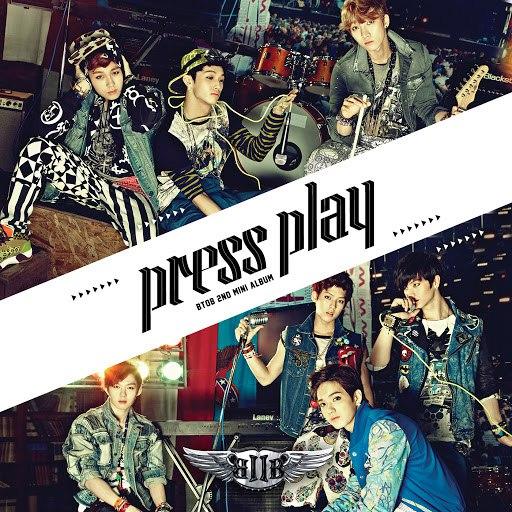 BtoB альбом Press Play