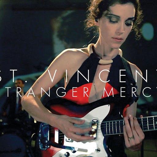 St. Vincent альбом 4AD Session