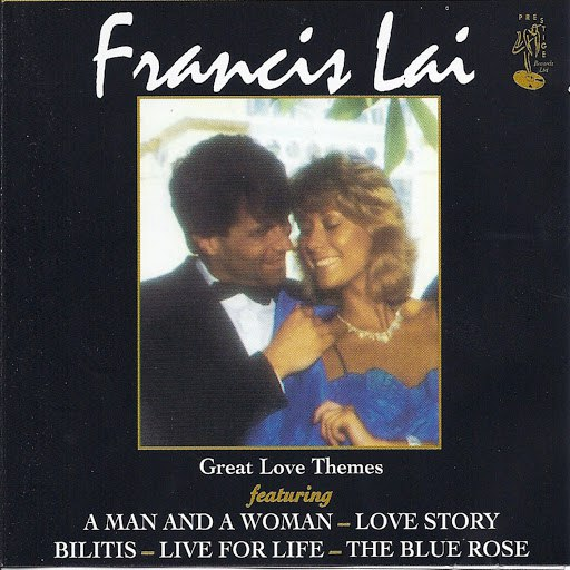 Francis Lai альбом Great Love Themes