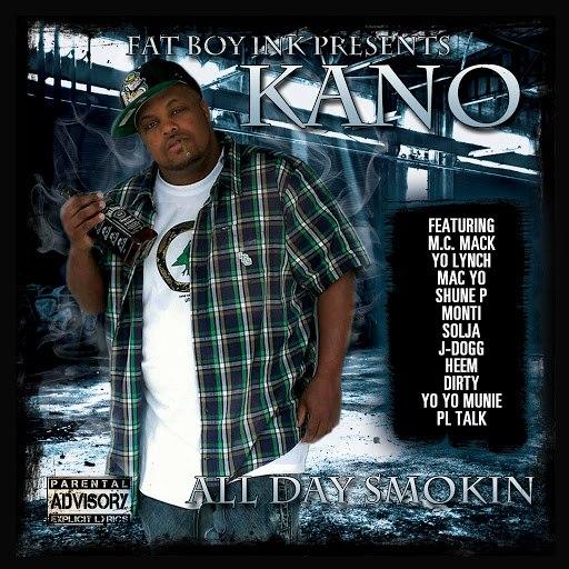 kano альбом All Day Smokin'