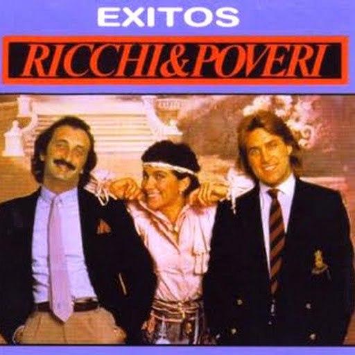 Ricchi E Poveri альбом Sera Porque Te Amo