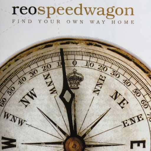 REO Speedwagon альбом Find Your Own Way Home