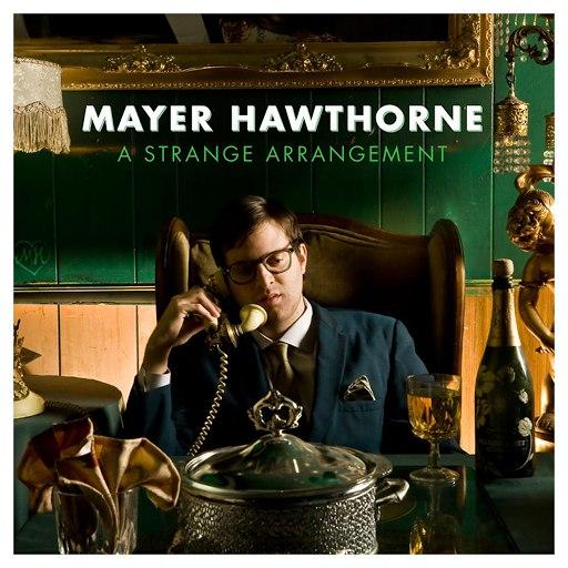 Mayer Hawthorne альбом A Strange Arrangement