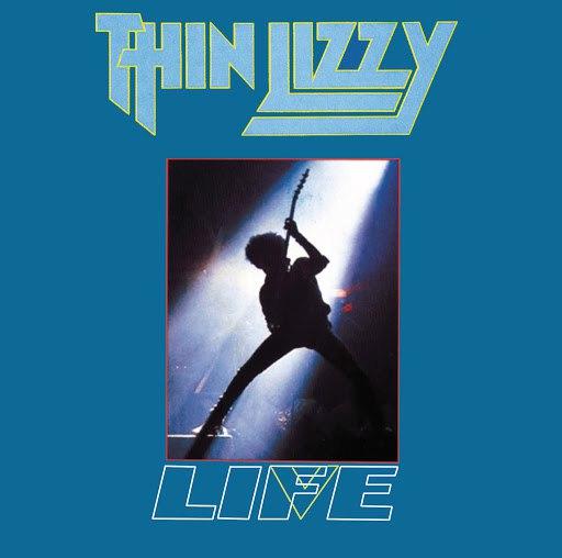 Thin Lizzy альбом Life