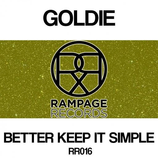 Goldie альбом Better Keep It Simple