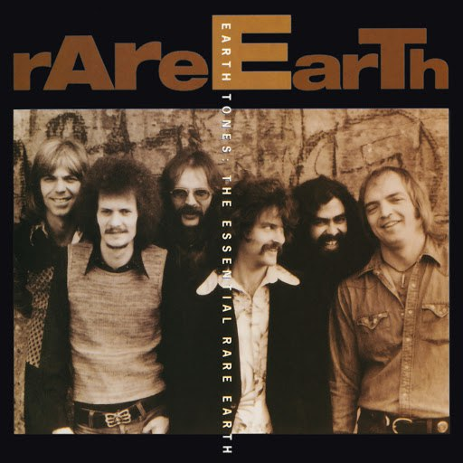 Rare Earth альбом Earth Tones: The Essential Rare Earth