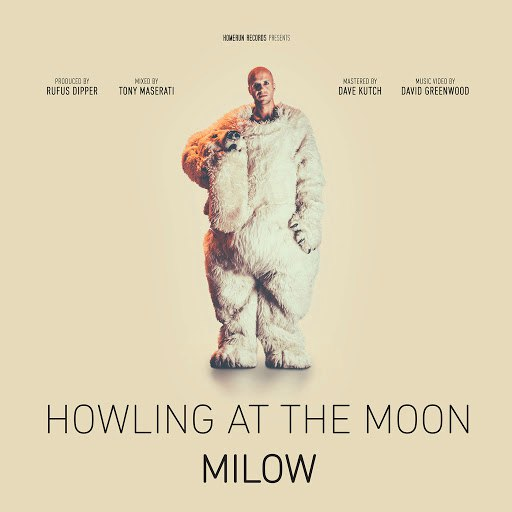 Milow альбом Howling At The Moon